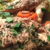Recette du poulet au vin rouge de mémé Josette