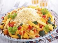 Recette couscous végétarien