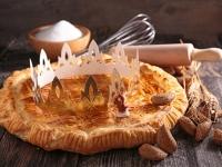 La traditionnelle galette des Rois
