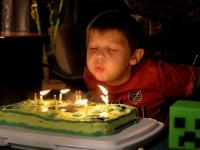 Recette gâteau d'anniversaire maison pour enfant